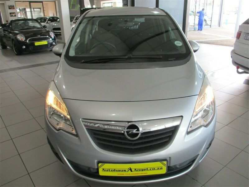 63 All New Opel Meriva 2020 Review And Release Date
