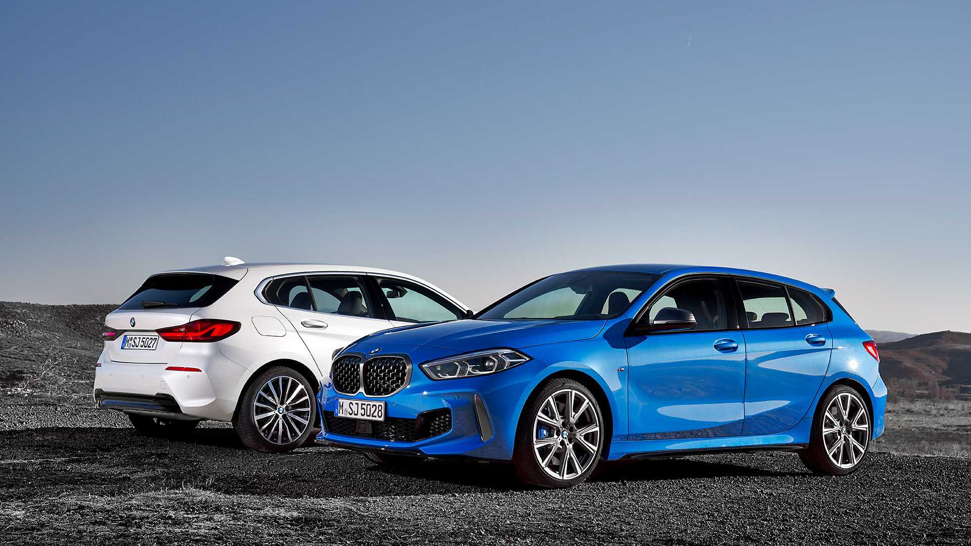 63 All New Yeni Bmw 1 Serisi 2020 Model