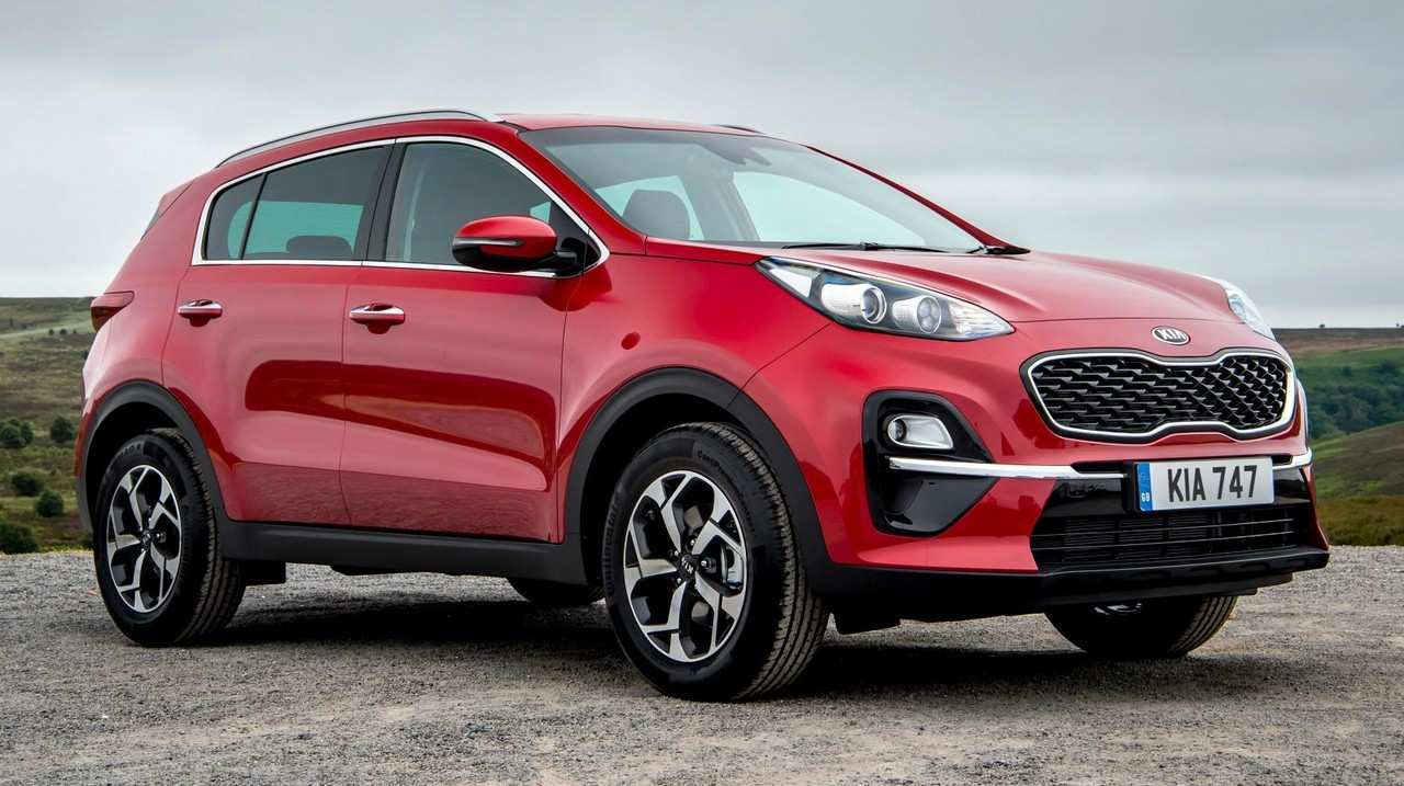 63 Best 2019 Kia Sportage Redesign Price And Release Date