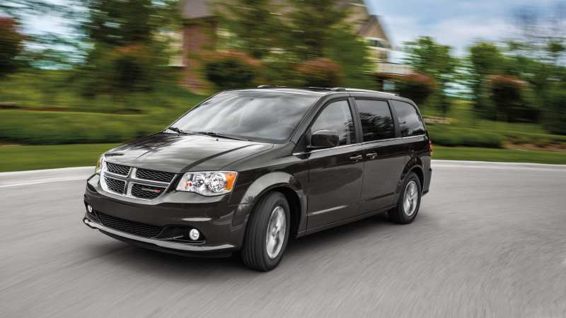 63 Best 2020 Dodge Grand Caravan Redesign Reviews