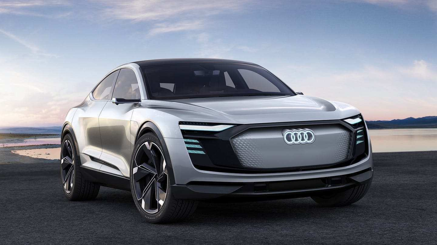 63 Best Audi New Electric Car 2020 History