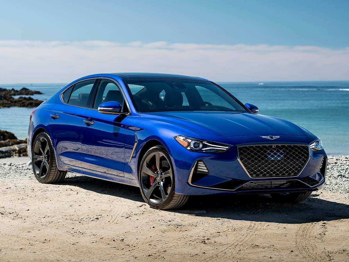 63 New 2019 Genesis Models Overview