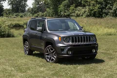 63 New 2019 Jeep Renegade Review Rumors