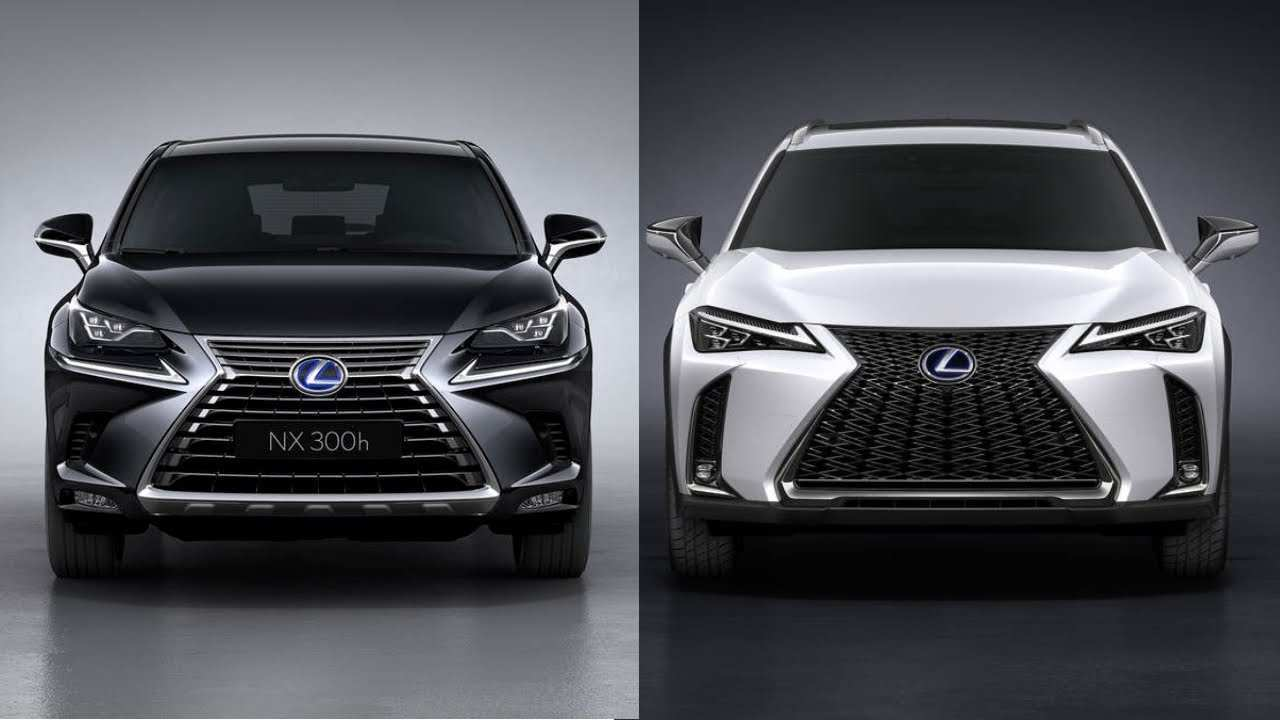 63 New 2019 Lexus Nx200 Redesign And Review