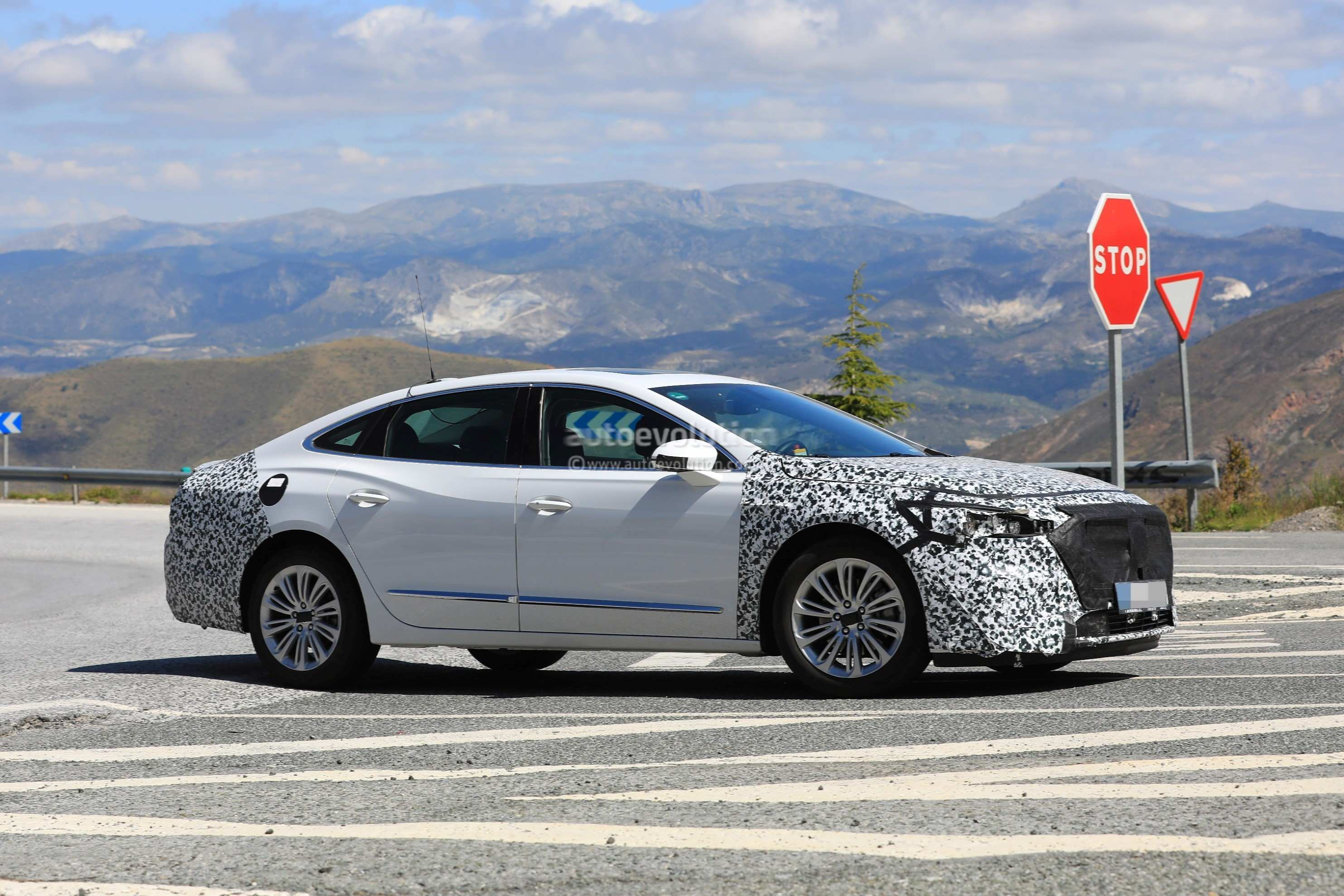 63 New 2020 Buick Lacrosse Refresh Redesign