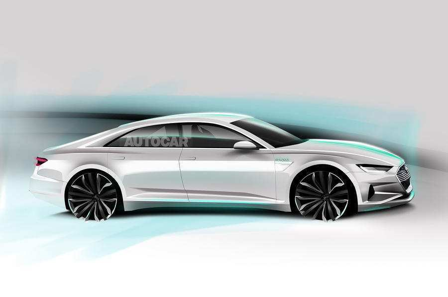 63 New Audi New Electric Car 2020 Concept