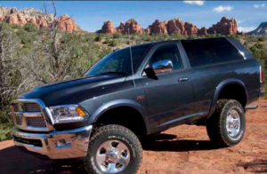 63 New Dodge Ramcharger 2020 Concept
