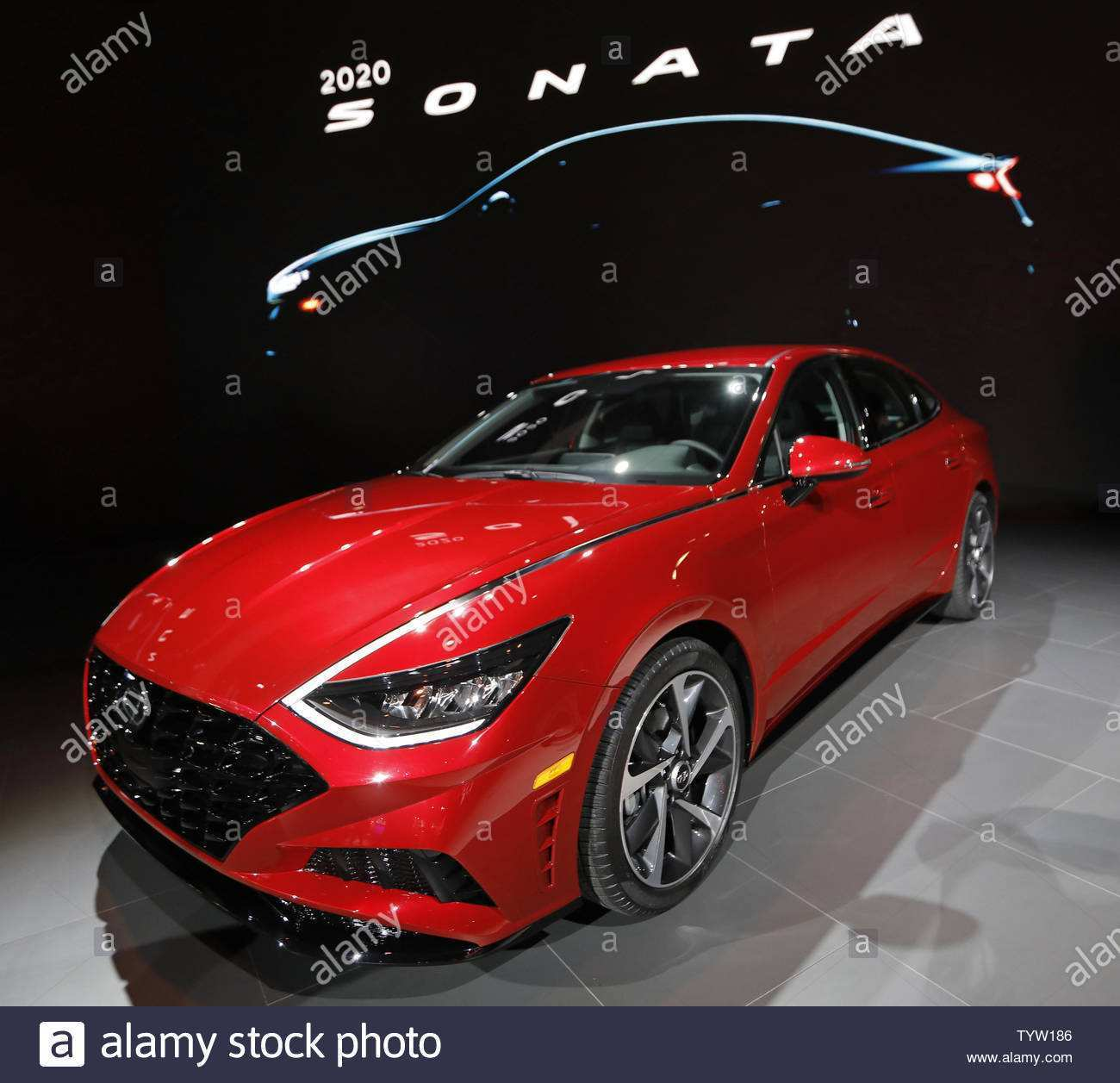 63 New New York Auto Show 2020 Hyundai Model