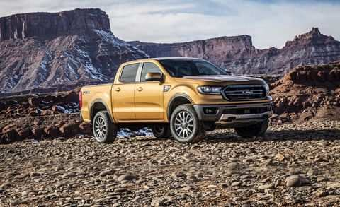 63 The 2019 Ford Ranger Engine Options History