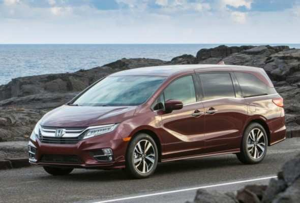 63 The 2019 Honda Odyssey Release Prices
