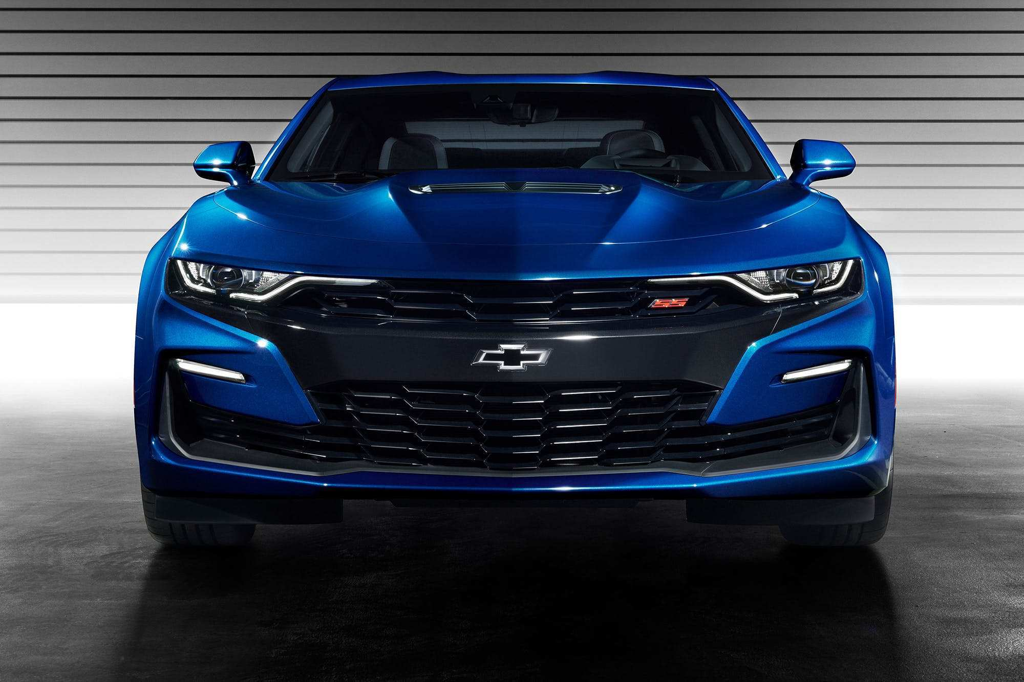 63 The 2020 Chevrolet Camaro Zl1 Concept