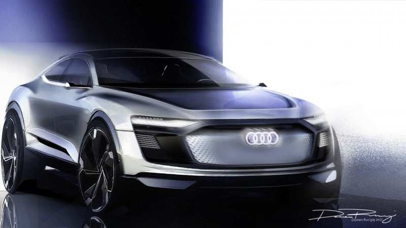 63 The Audi New Electric Car 2020 Configurations