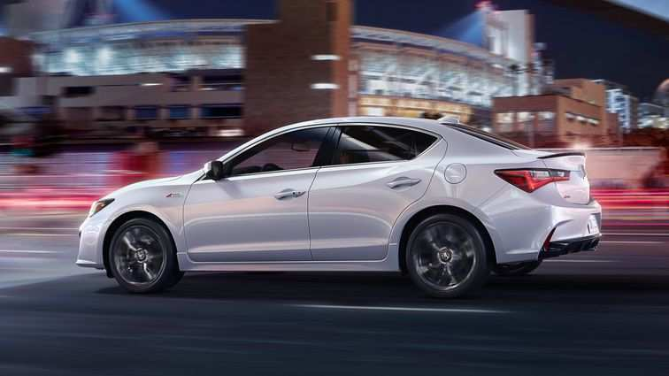 63 The Best 2019 Acura Ilx Redesign First Drive