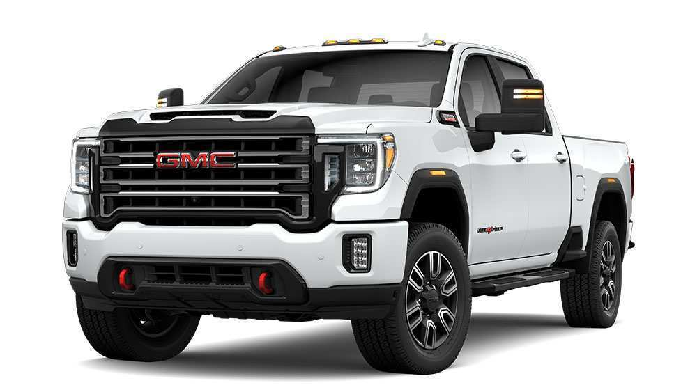 63 The Best 2020 Gmc Sierra 2500 Release Date And Concept