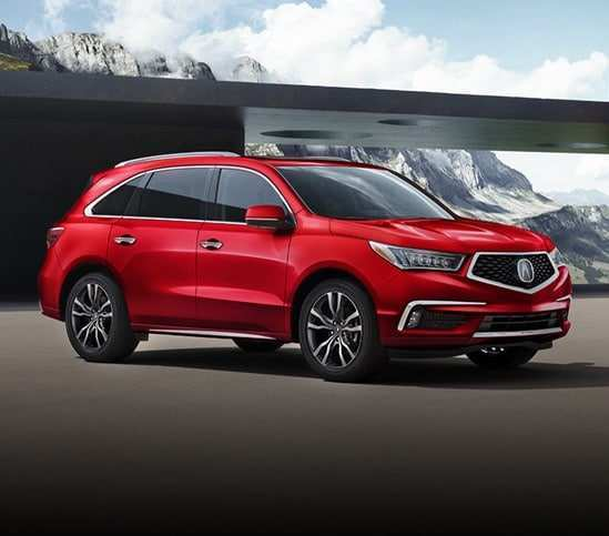 63 The Best Acura Mdx 2020 Redesign Release Date