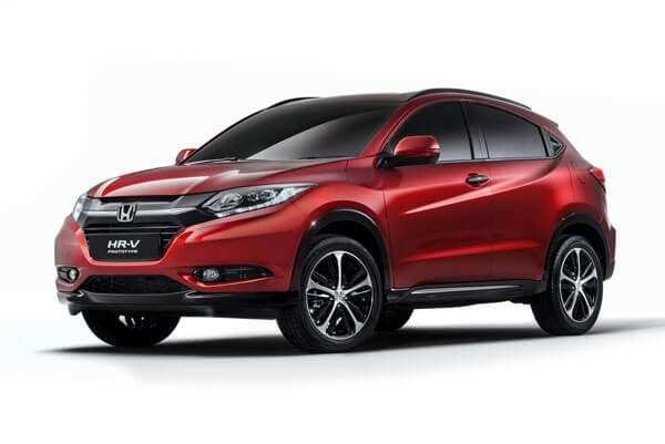 63 The Best Honda Hrv 2020 Redesign Rumors