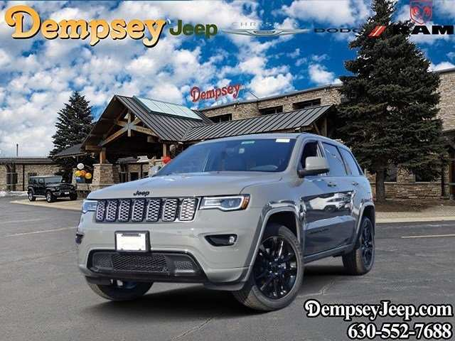 63 The Best Jeep Nuova Grand Cherokee 2020 Specs