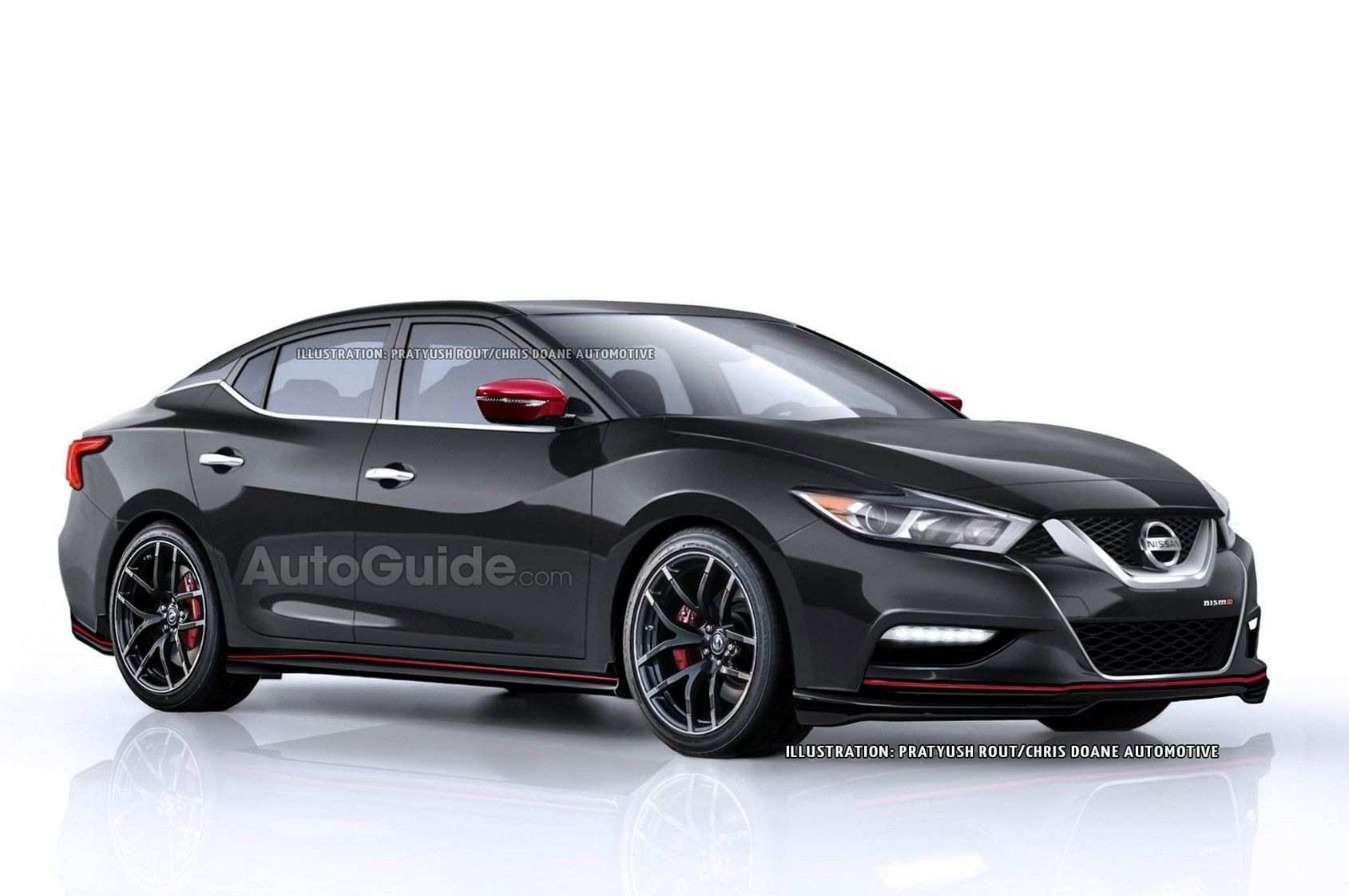 63 The Best Nissan Maxima Redesign 2020 Concept