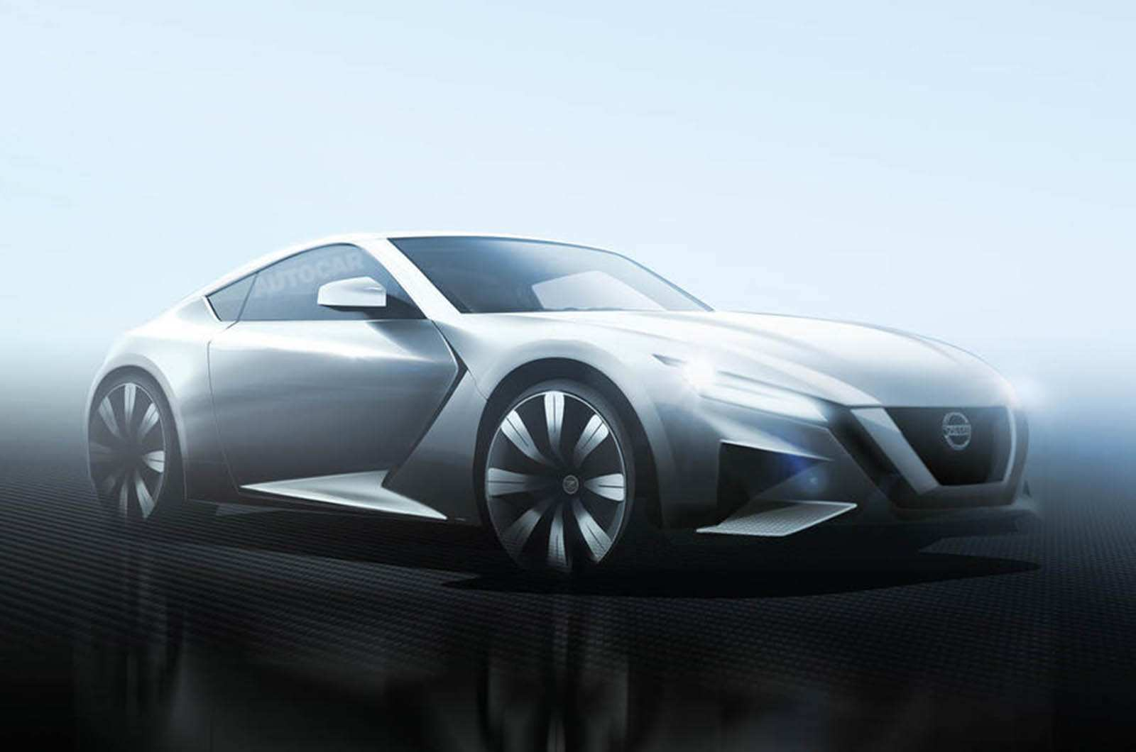 63 The Nissan New Z 2020 Interior