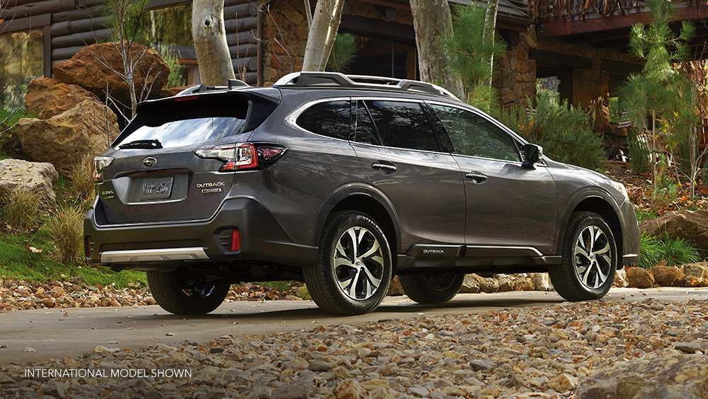63 The Subaru Outback Update 2020 Release Date And Concept