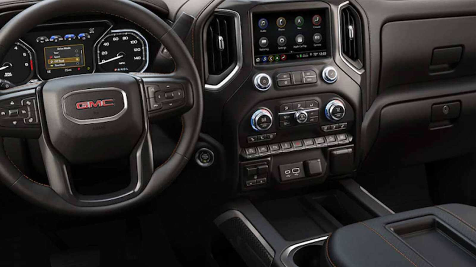 64 A 2019 Gmc 1500 Interior New Model And Performance