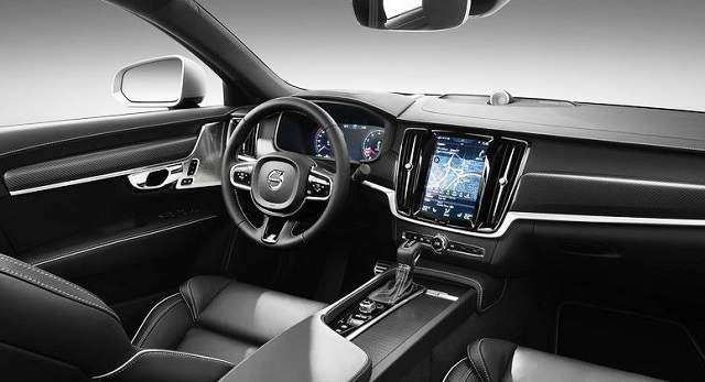 64 A 2019 Volvo 860 Interior Concept And Review