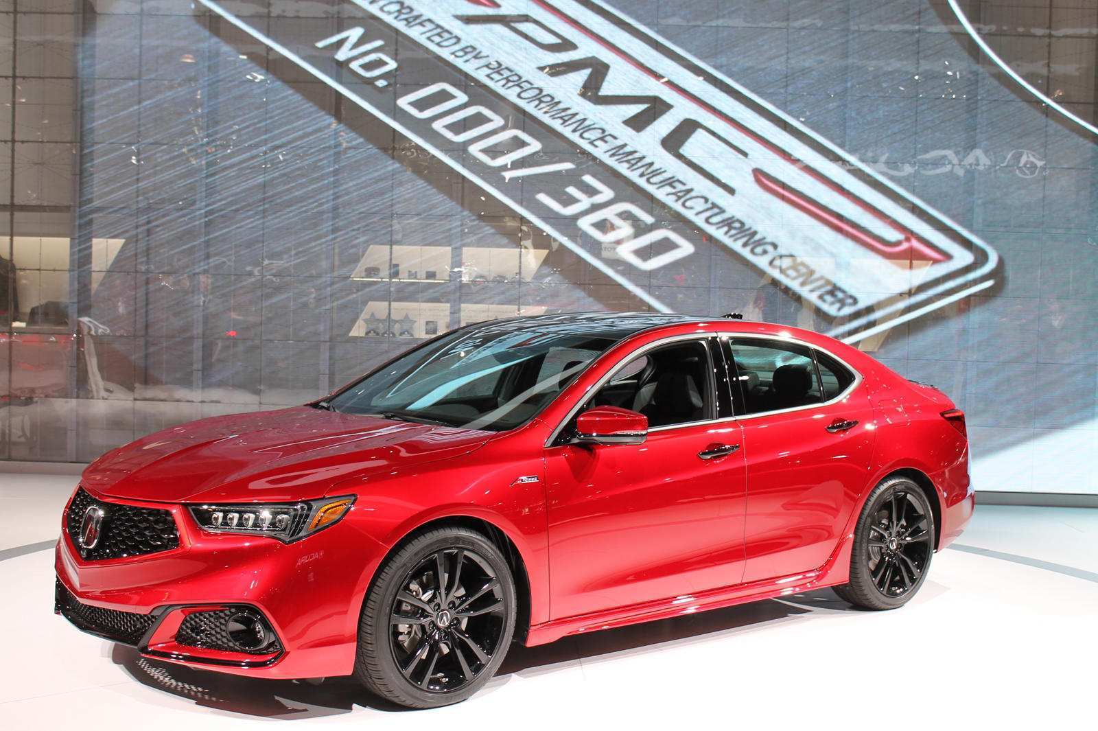 64 A 2020 Acura Tlx Type S Spesification