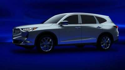 64 A Acura Mdx 2020 New Model And Performance