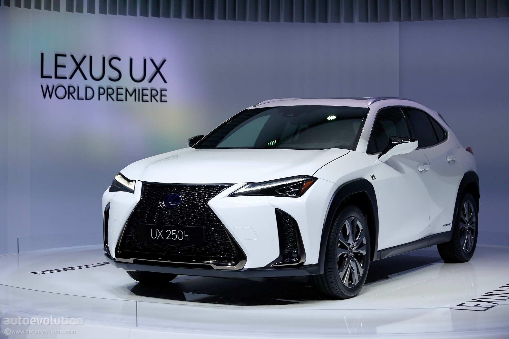 64 A Lexus Electric 2020 First Drive