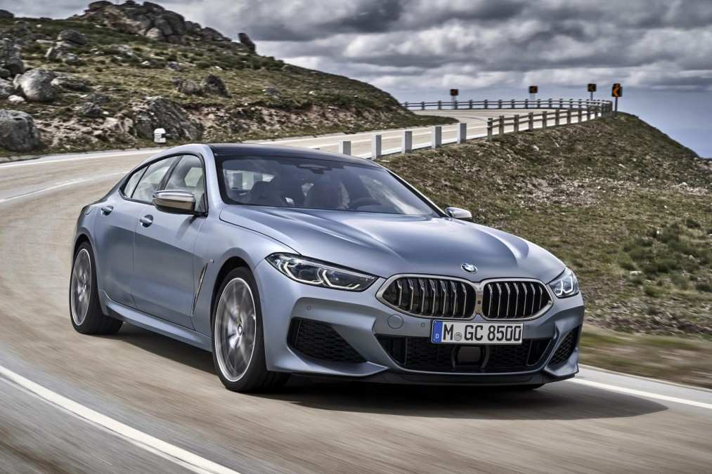 64 All New 2019 Bmw 8 Series Gran Coupe Pictures