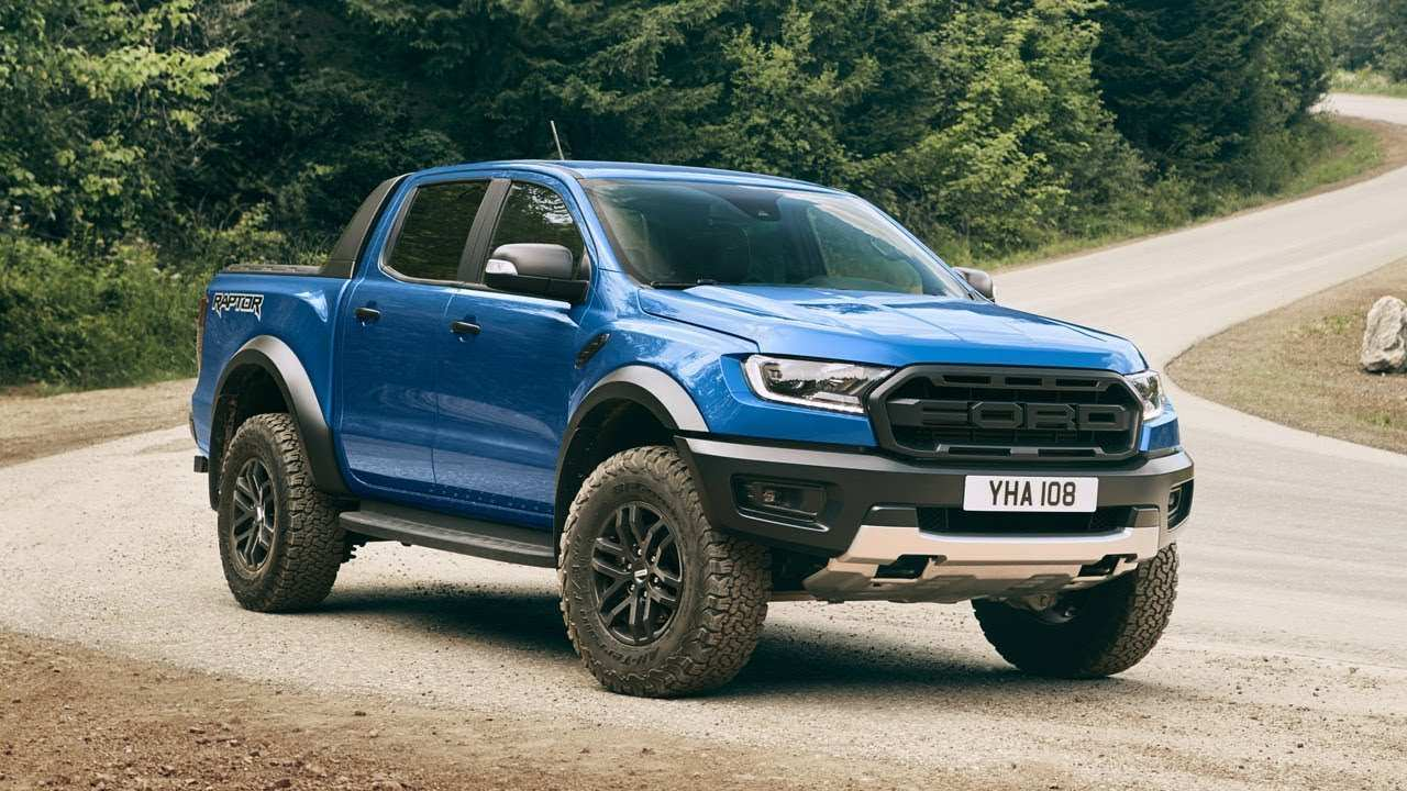 64 All New 2019 Ford Ranger Youtube First Drive