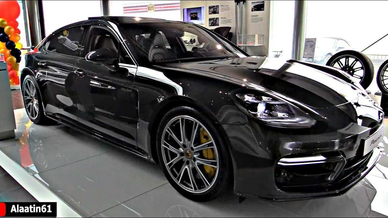 64 All New 2019 Porsche Panamera Turbo Price And Review