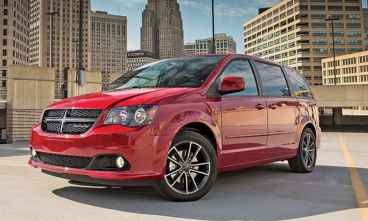 64 All New 2020 Dodge Grand Caravan Redesign Style
