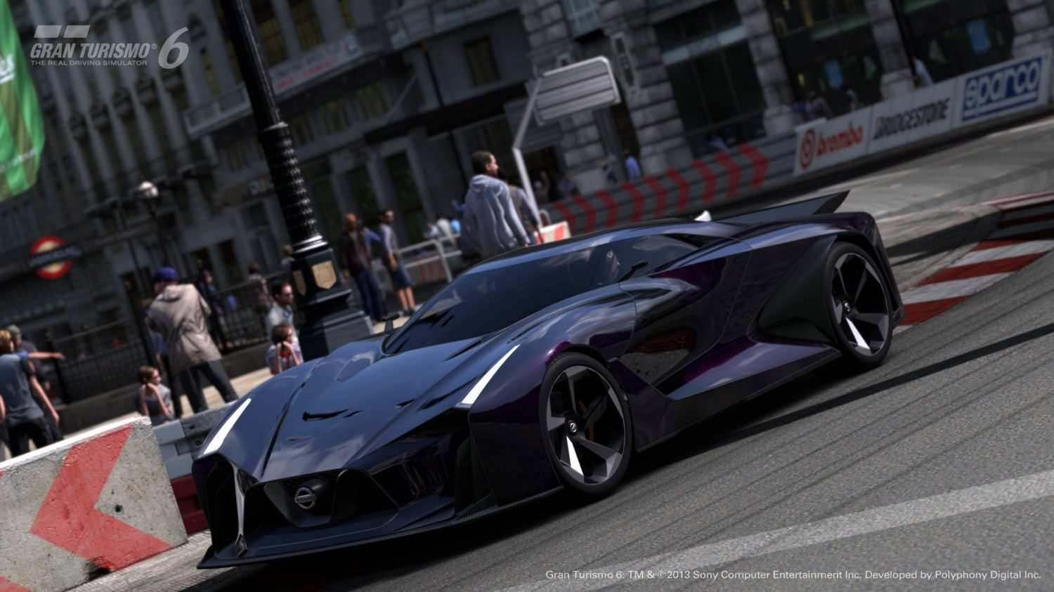 64 All New 2020 Nissan Vision Gran Turismo Overview