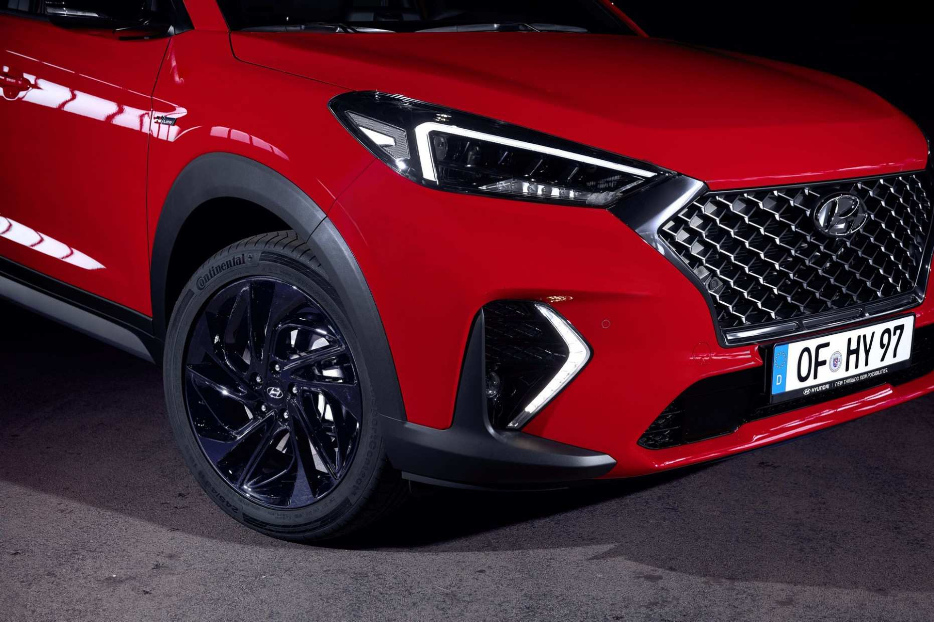 64 All New Hyundai Tucson N Line 2020 Engine