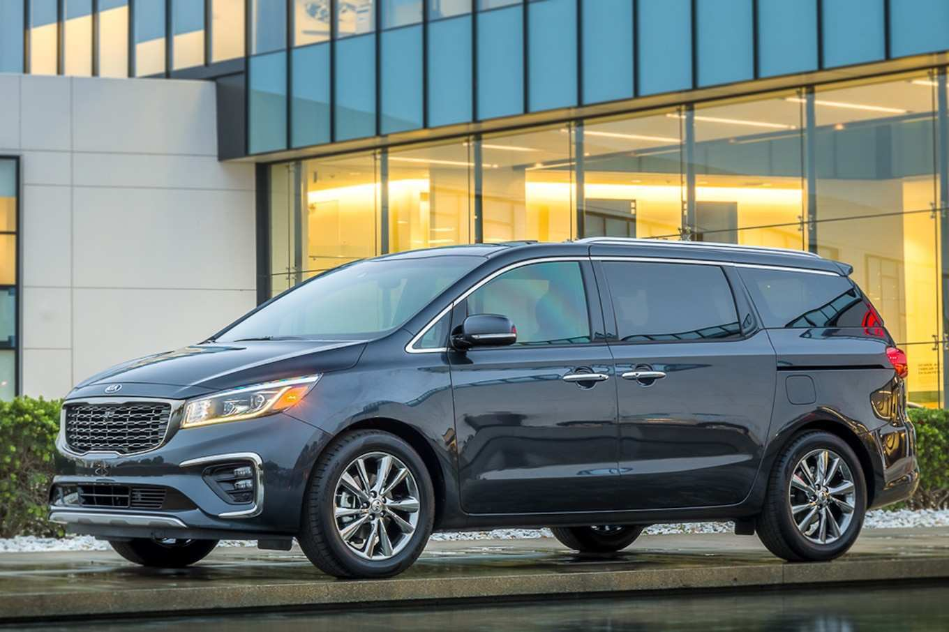 64 All New Kia Sedona 2020 Release Date And Concept
