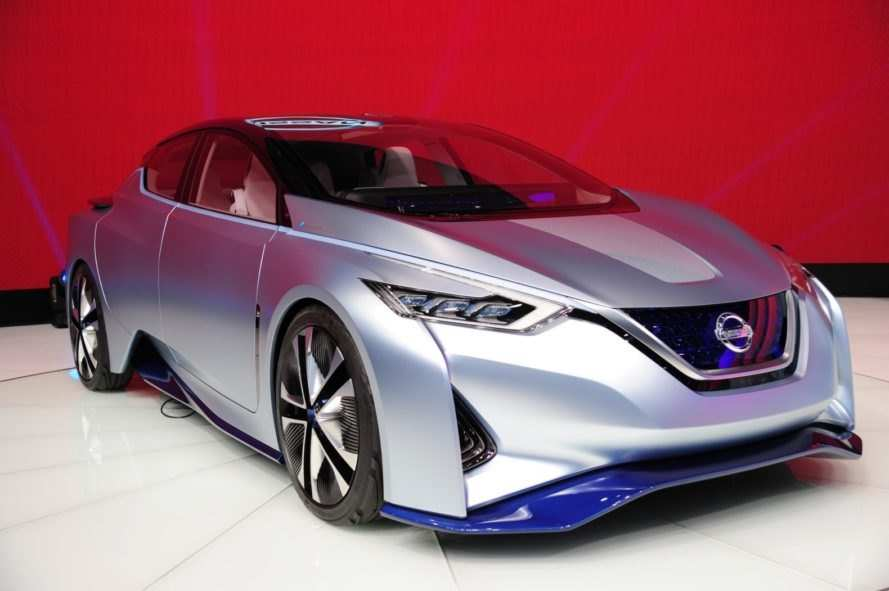 64 All New Nissan Ids 2020 Concept