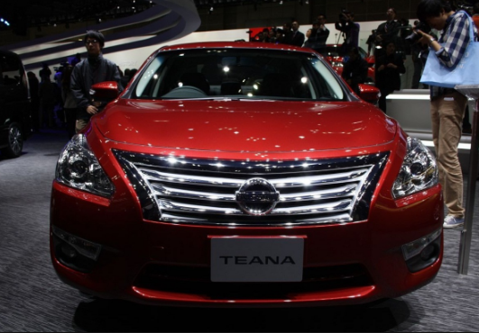 64 All New Nissan Teana 2020 Spy Shoot