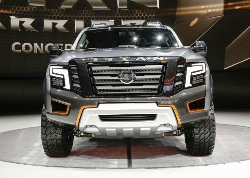 64 All New Nissan Titan Xd 2020 Redesign And Concept