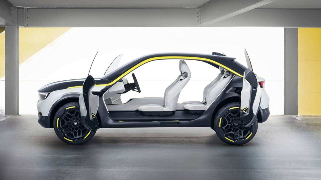 64 All New Opel Gt X 2020 Release Date