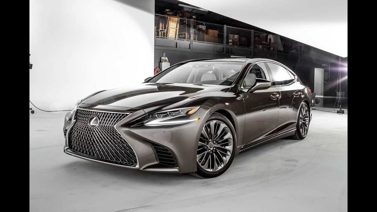 64 Best 2019 Lexus Gs Twin Turbo Review And Release Date