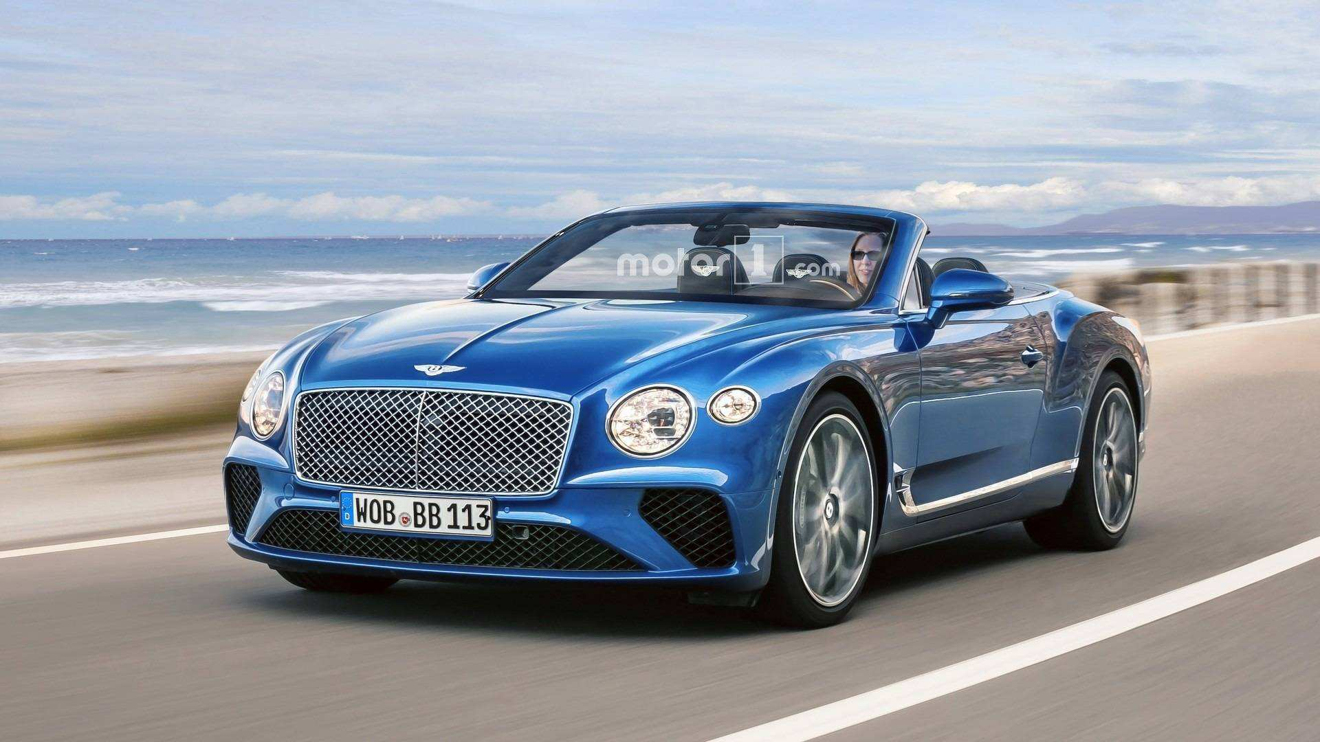 64 Best 2020 Bentley Gtc Redesign And Review
