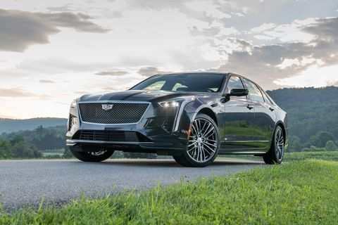64 Best 2020 Cadillac Ct6 V8 Spy Shoot