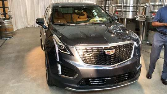 64 Best 2020 Cadillac Xt5 Pictures Images