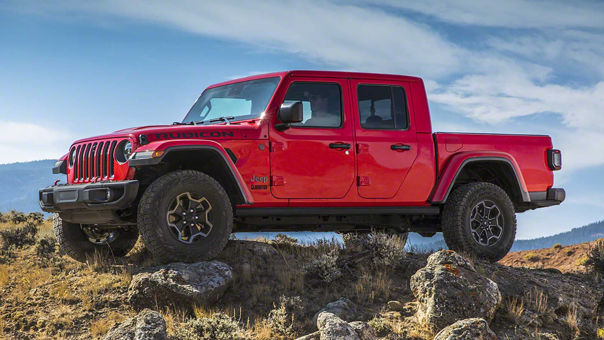 64 Best 2020 Jeep Gladiator 2 Door Specs