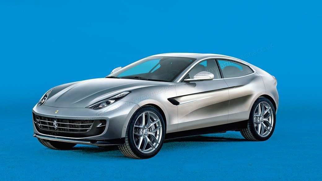 64 Best Ferrari Suv 2020 Overview
