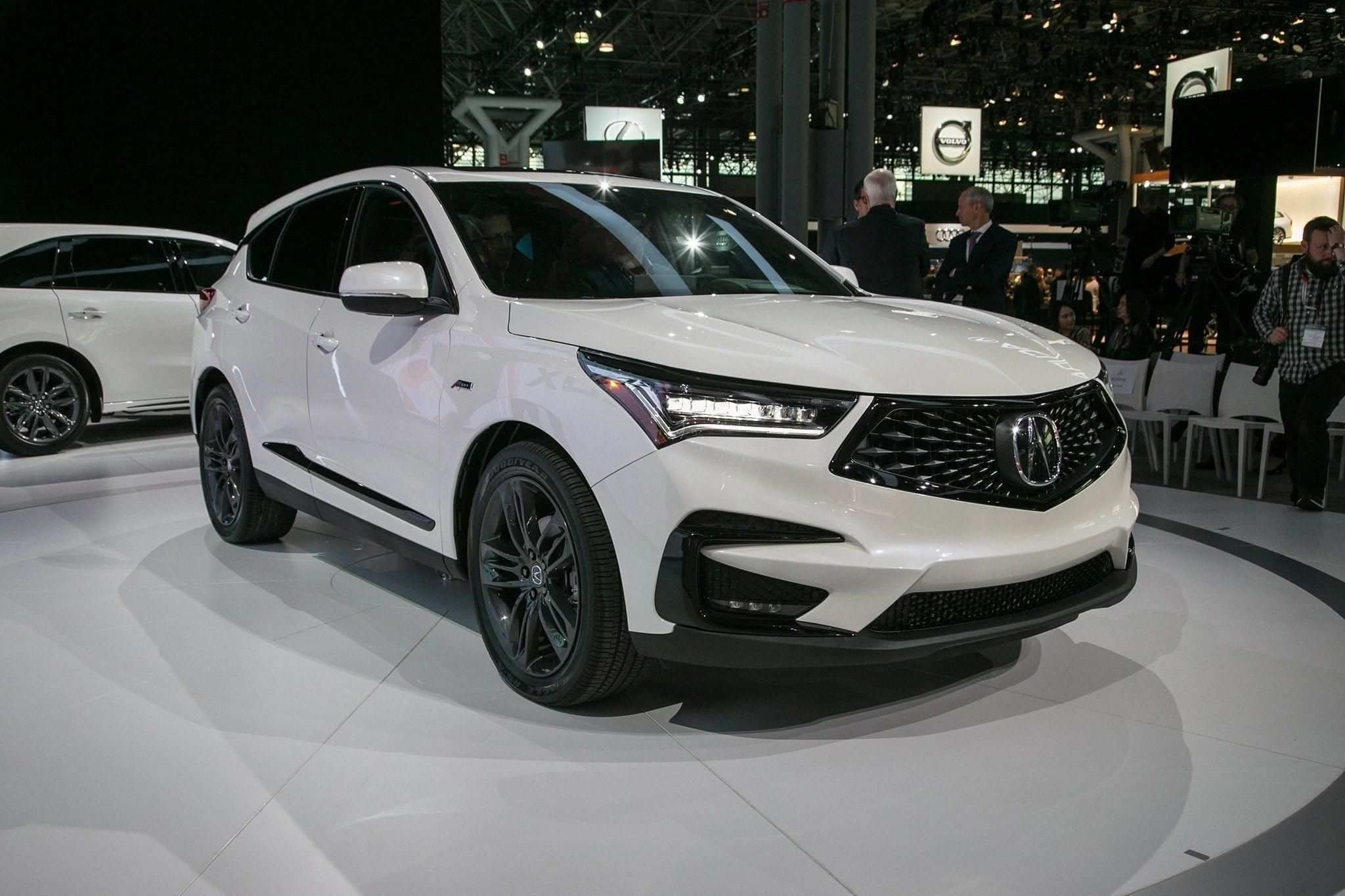 64 New 2019 Acura Rdx Rumors Release Date And Concept