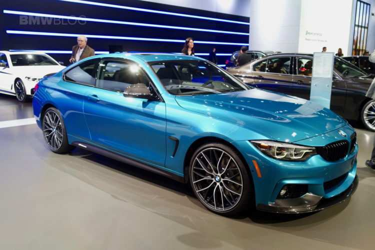 64 New 2019 Bmw 4 Series Redesign And Concept