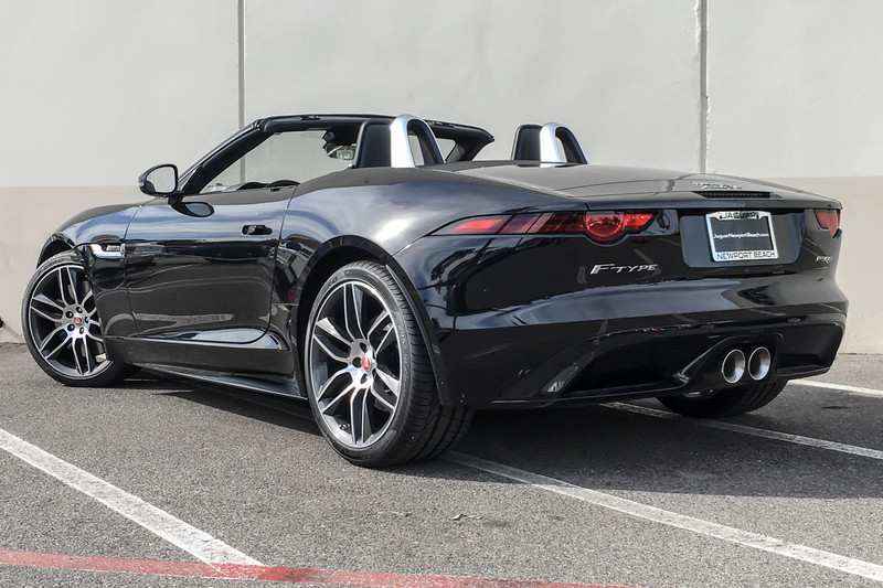 64 New 2019 Jaguar F Type Convertible Wallpaper