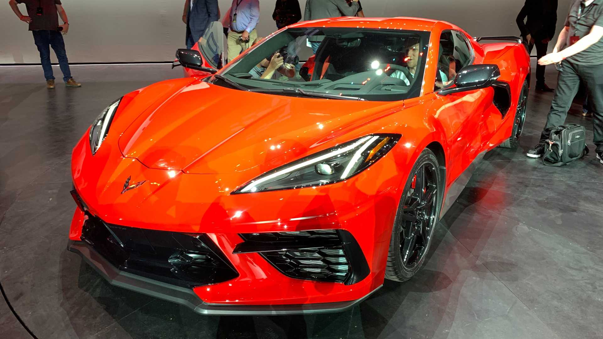64 New 2020 Chevrolet Corvette Mid Engine Review And Release Date